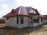 Монолитное строительство дачного дома