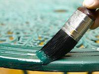 Окраска металла