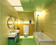 Как производится монтаж панелей ПВХ в ванной и на кухне