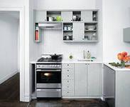 Рациональная планировка маленькой кухни