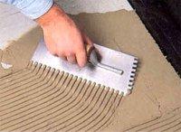 Выбираем плиточный клей, сухие смеси для плитки.