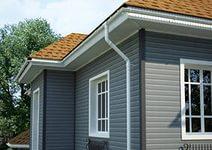 Выбор сайдинга для строительства дачного дома